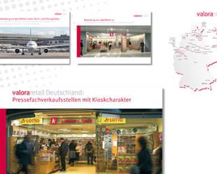 valora retail Deutschland