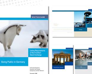 White & Case LLP – Unternehmenspublikationen