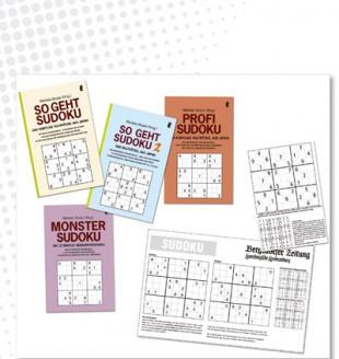 sudoku-vorlagen