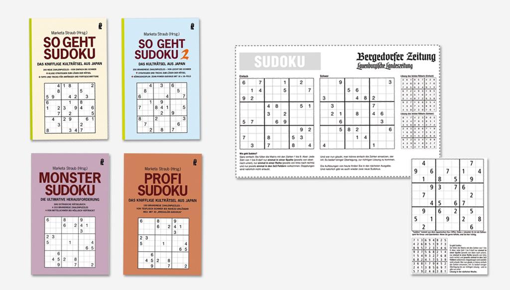 Alle wollen Sudoku