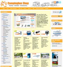 PuG realisiert campingbus-shop.de