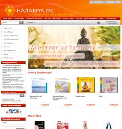 Aus mit-musik.de wird haranya.de