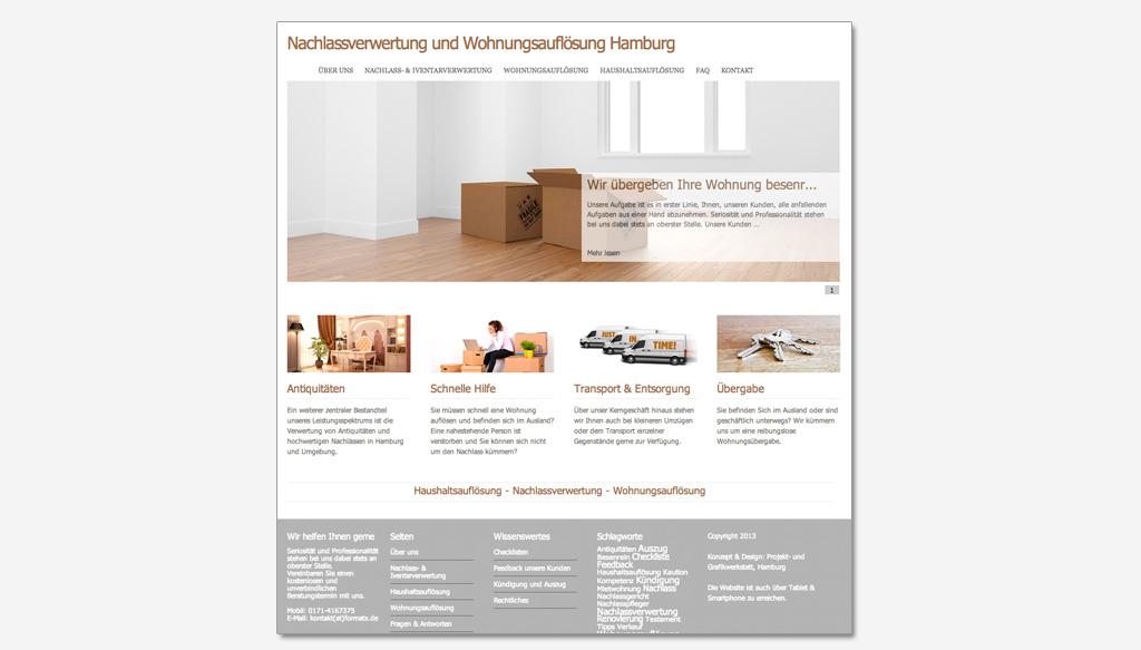 PuG realisiert Nachlassverwertung Hamburg