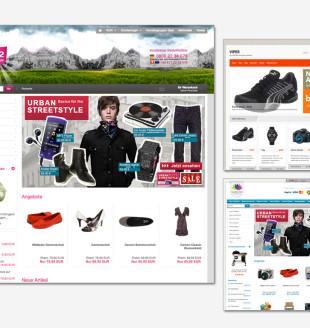 Ihr eigener Online Shop inkl. Design & Einrichtung ab 399,- €