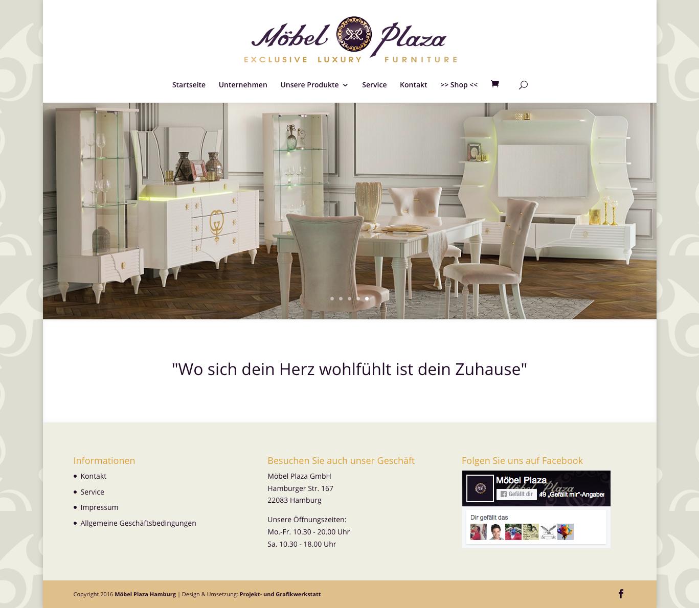 m bel plaza factory outlet projekt und grafikwerkstatt. Black Bedroom Furniture Sets. Home Design Ideas