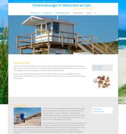 Sommer, Sonne, Strand und Meer! Ferien auf Sylt ist da genau das Richtige…
