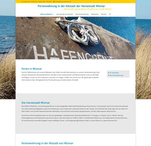 Urlaub zwischen Historie und Meer! Ferien in Wismar ist da genau das Richtige…