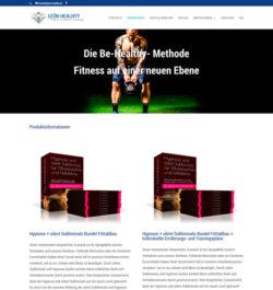 Die Be-Healthy-Methode… Fitness auf einer neuen Ebene