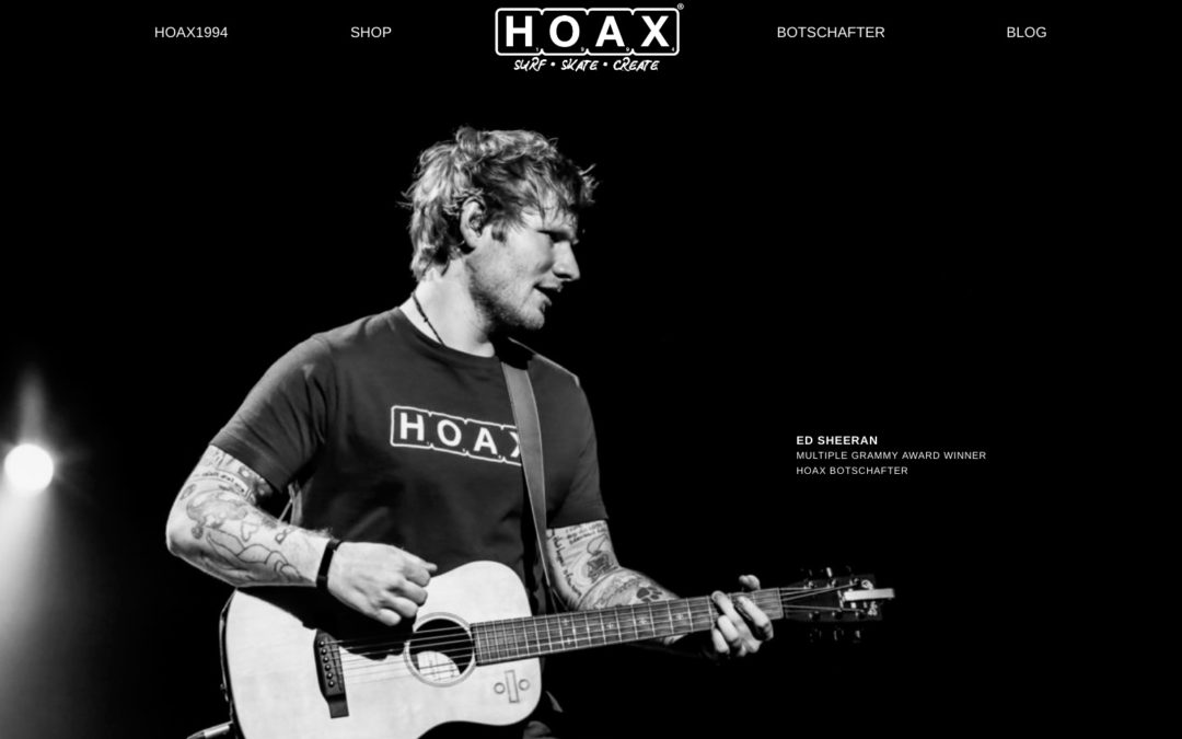 HOAX1994, UK Label nun auch in Deutschland
