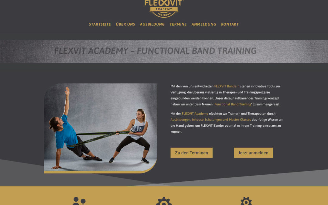 FLEXVIT Academy – Functional Band Training