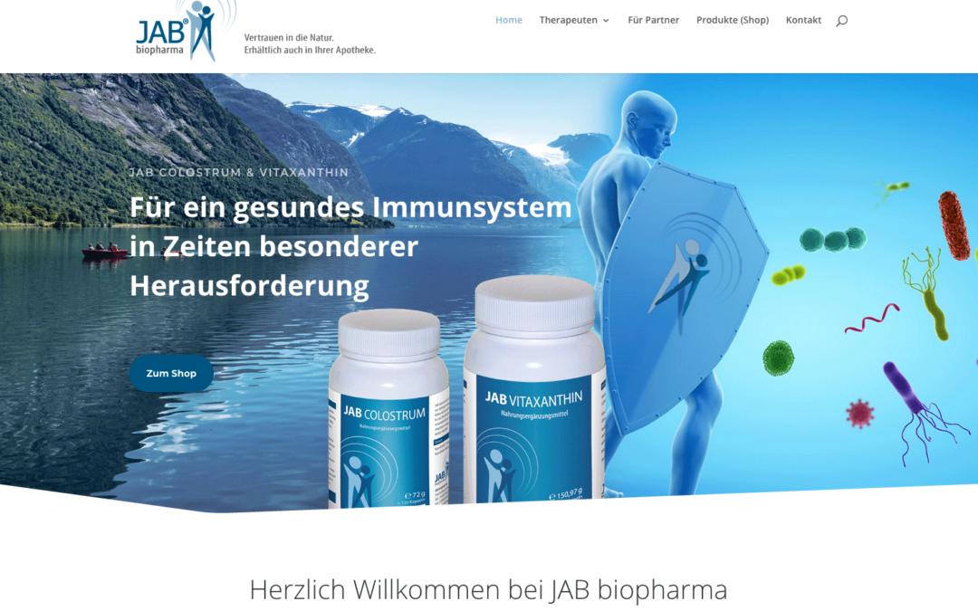 JAB biopharma – Vertrauen in die Natur